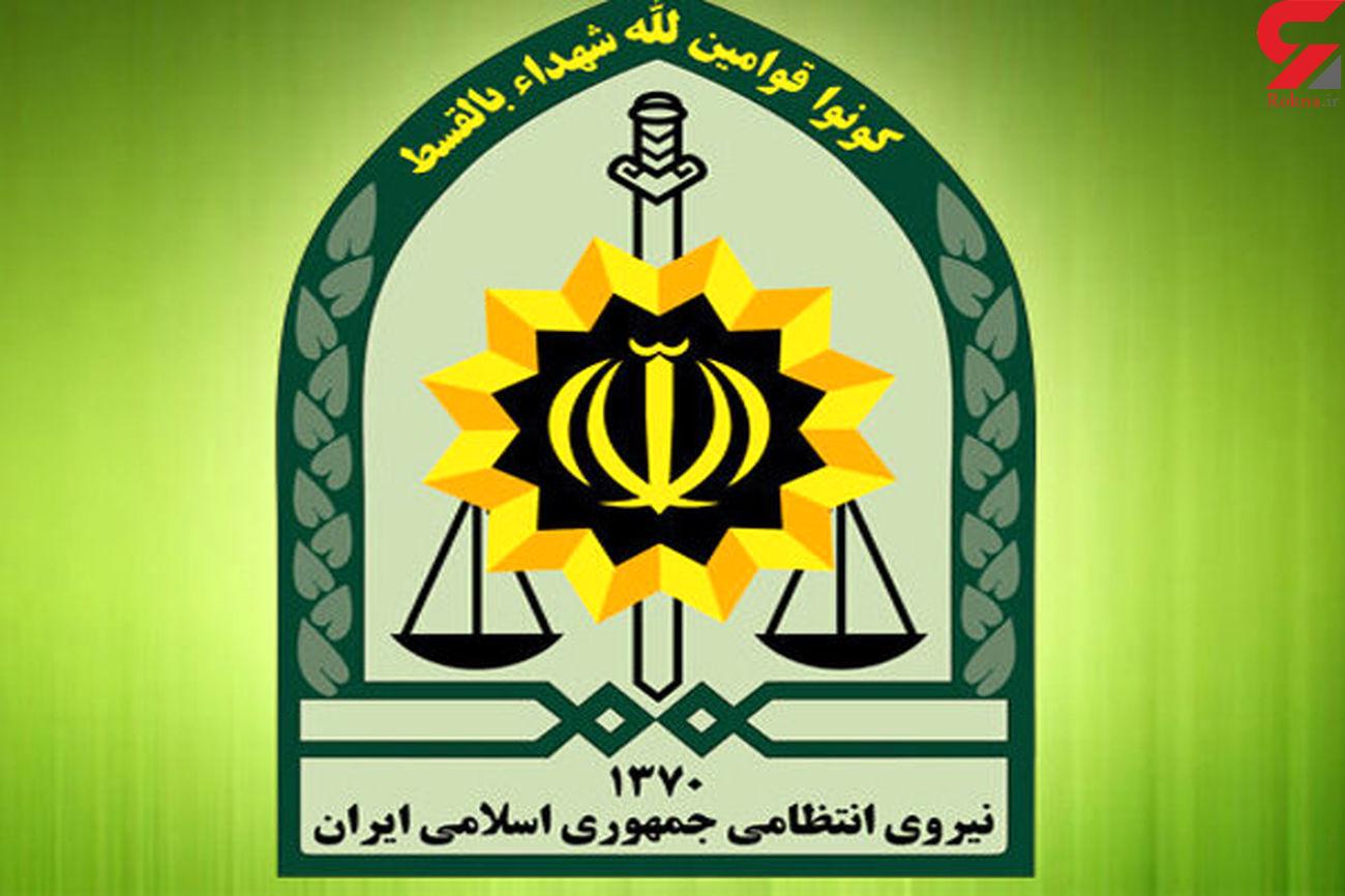 سردار سید محمد اکبری صالحی فرمانده انتظامی خوزستان شد