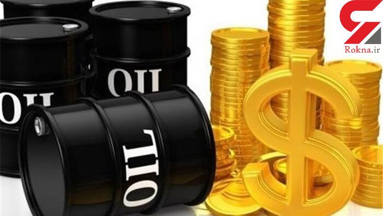 افزایش قیمت نفت و طلا در بازارهای جهانی