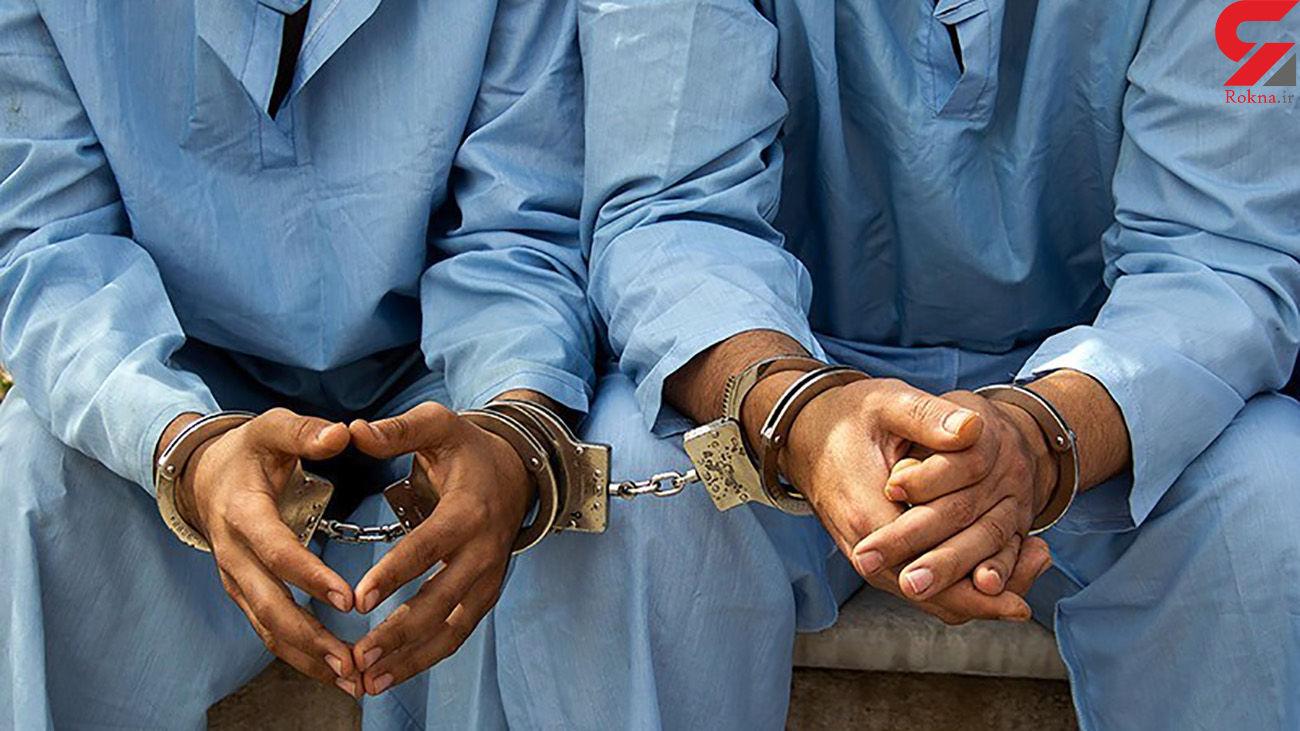 دسیسه شیطانی 4 مرد برای تاجر پسته در تهران! + جلسه دادگاه