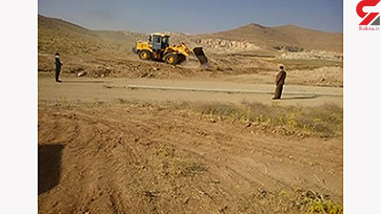 رفع تصرف52 هزار متر مربع از زمینهای اطراف رودخانه سپیدرود