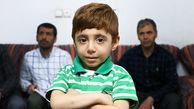 نگذارید نفس های امیر علی 6 ساله به شمارش بیفتد!+فیلم و تصاویر