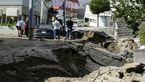 زلزله ژاپن 32 مفقود و 125 زخمی برجا گذاشت