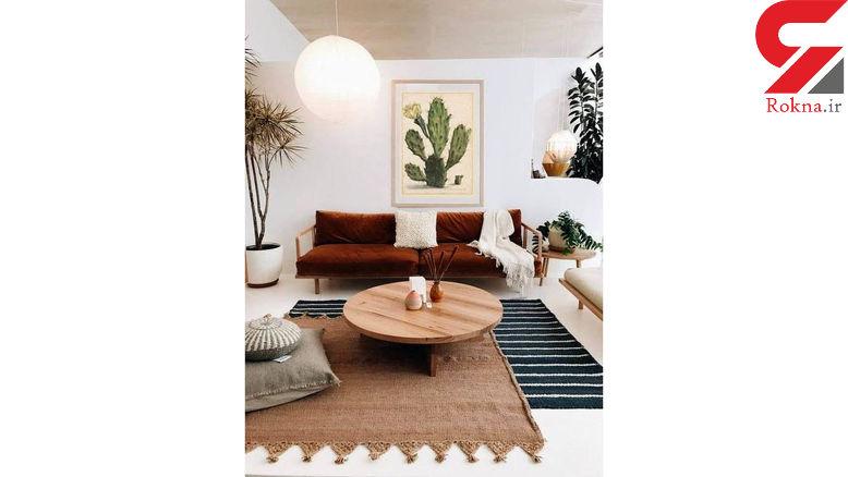 معجزه رنگ های گرم  در دکورهای خانگی