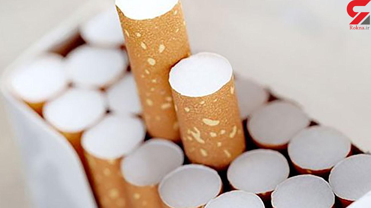 قیمت دخانیات 50 درصد بالا رفت