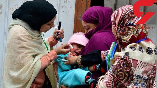اختصاص بودجه 100 میلیون پوندی انگلیس برای ریشهکن شدن فلج اطفال