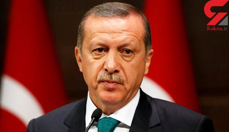 اردوغان ۳ روز عزای عمومی اعلام کرد