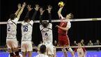 پس از فوتبال، والیبالیستها هم به مردم عیدی دادند/ قهرمان جهان مقهور قدرتنمایی ایران شد + عکس