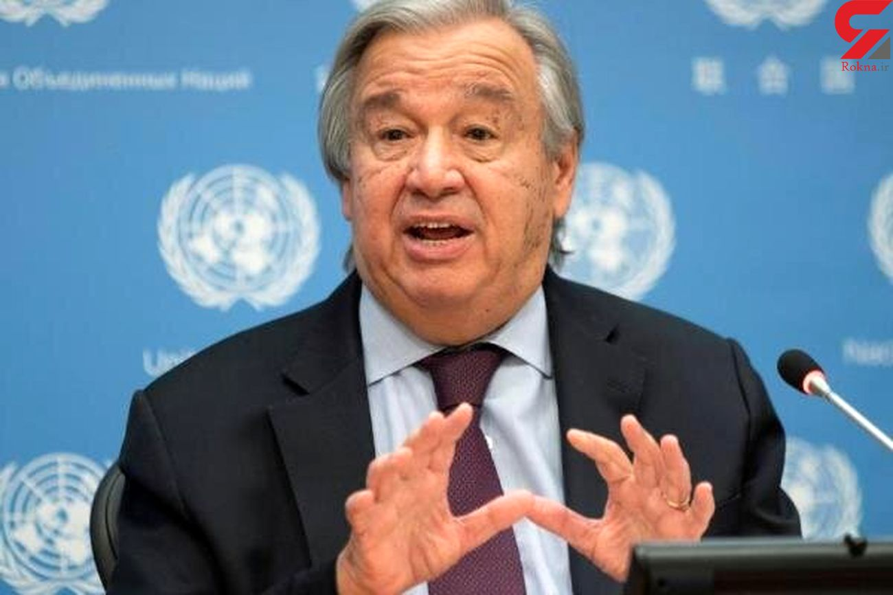 UN chief criticizes vaccine distribution around world