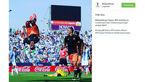 فیفا تولد نانی  ستاره پرتغالی را تبریک گفت+عکس