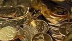 سکه و طلا ارزان شد