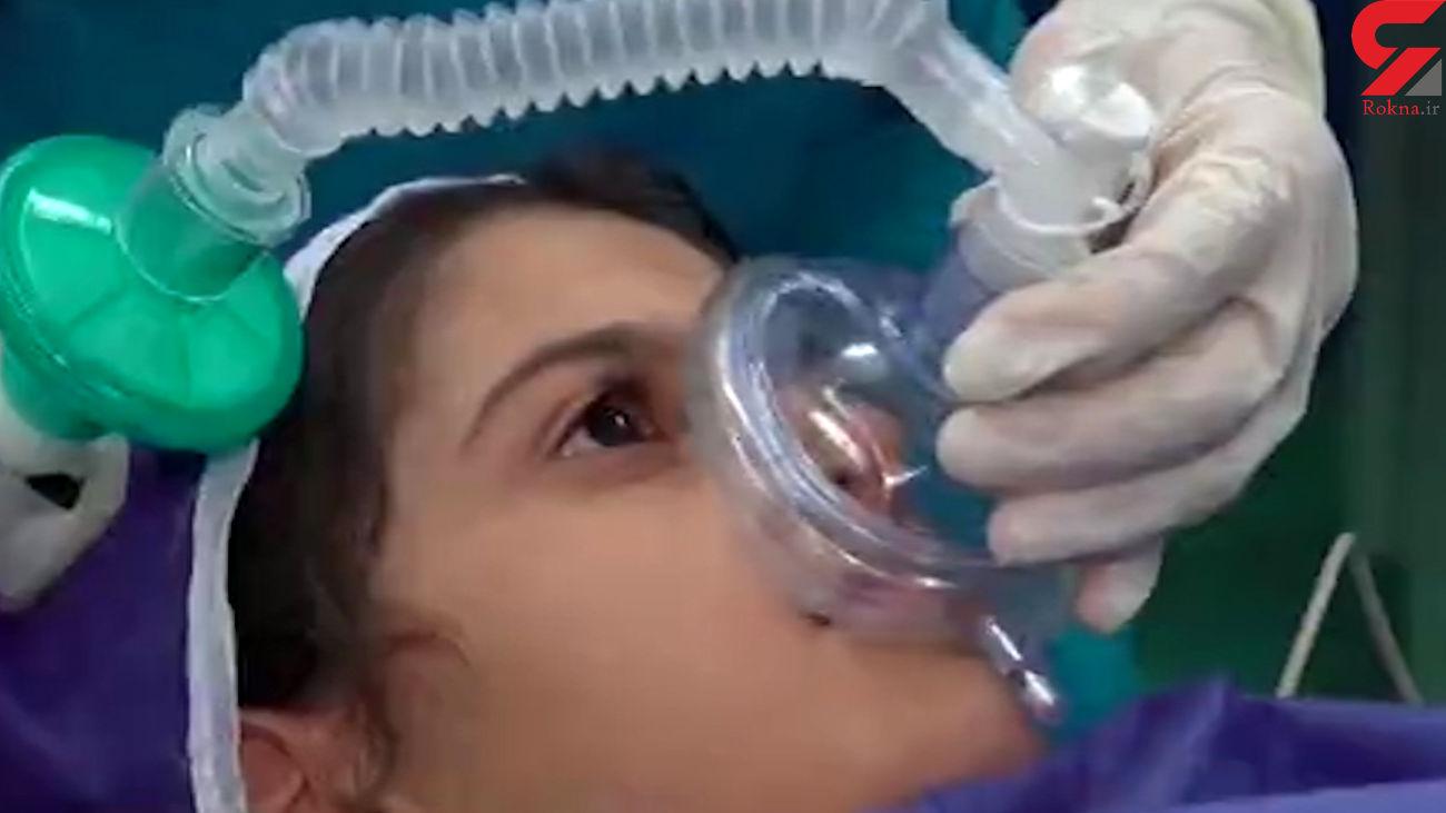 فیلم از پزشک شیرازی که یلدای 11 ساله را نجات داد