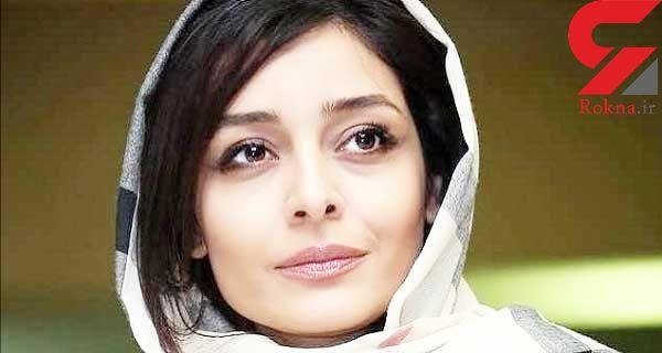 """مراسم تولد ساره بیات در پشت صحنه سریال """"دل"""" + فیلم"""