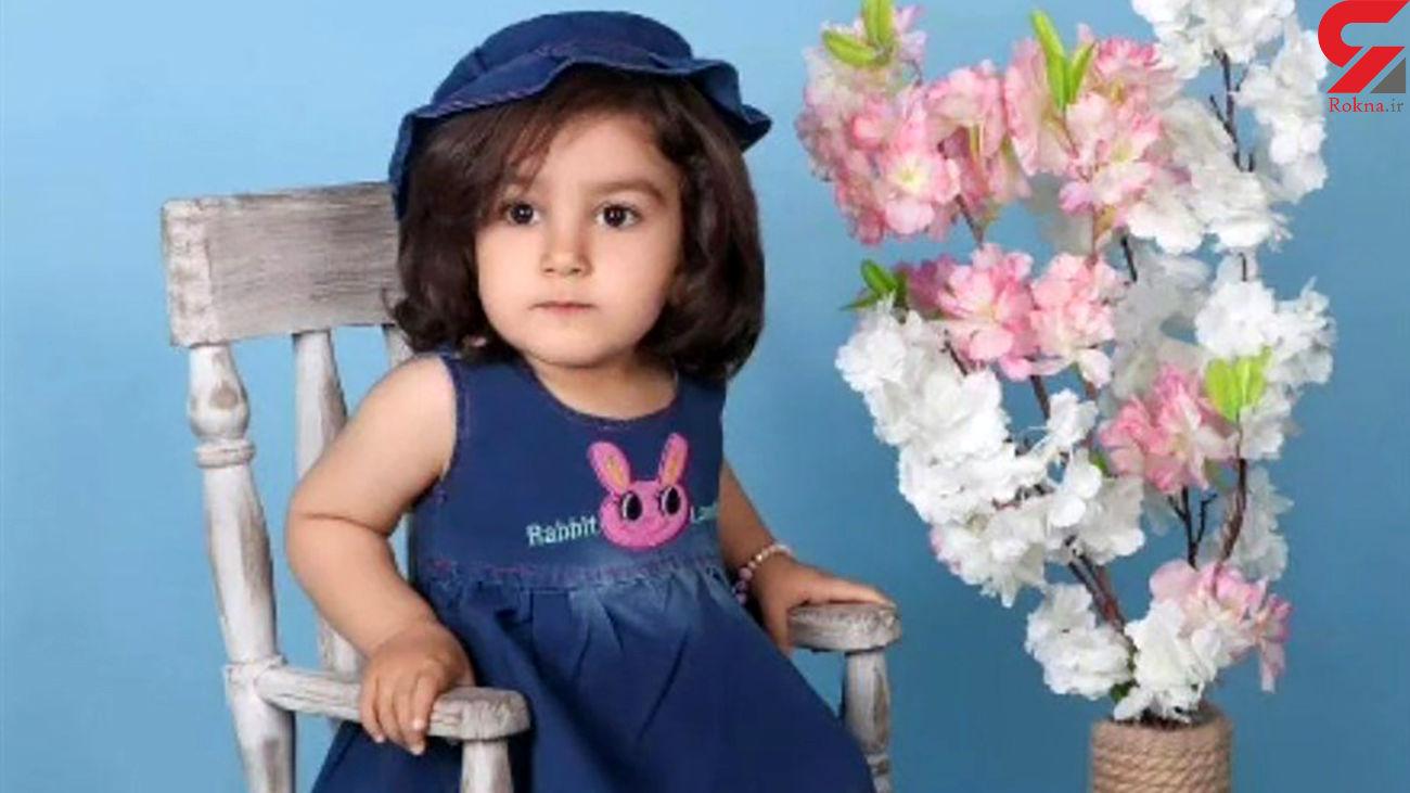 مرگ تلخ آدرینا کوچولوی 2 ساله 8 نفر را زنده کرد + عکس