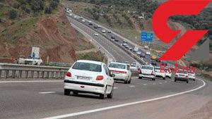 اعمال محدودیتهای ترافیکی عیدانه در جادههای منتهی به شمال
