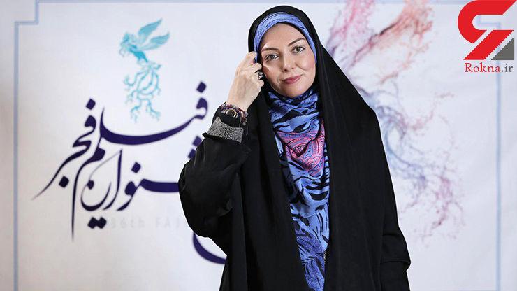 آزاده نامداری زنان بازیگر را به میهمانی دعوت کرد! +عکس