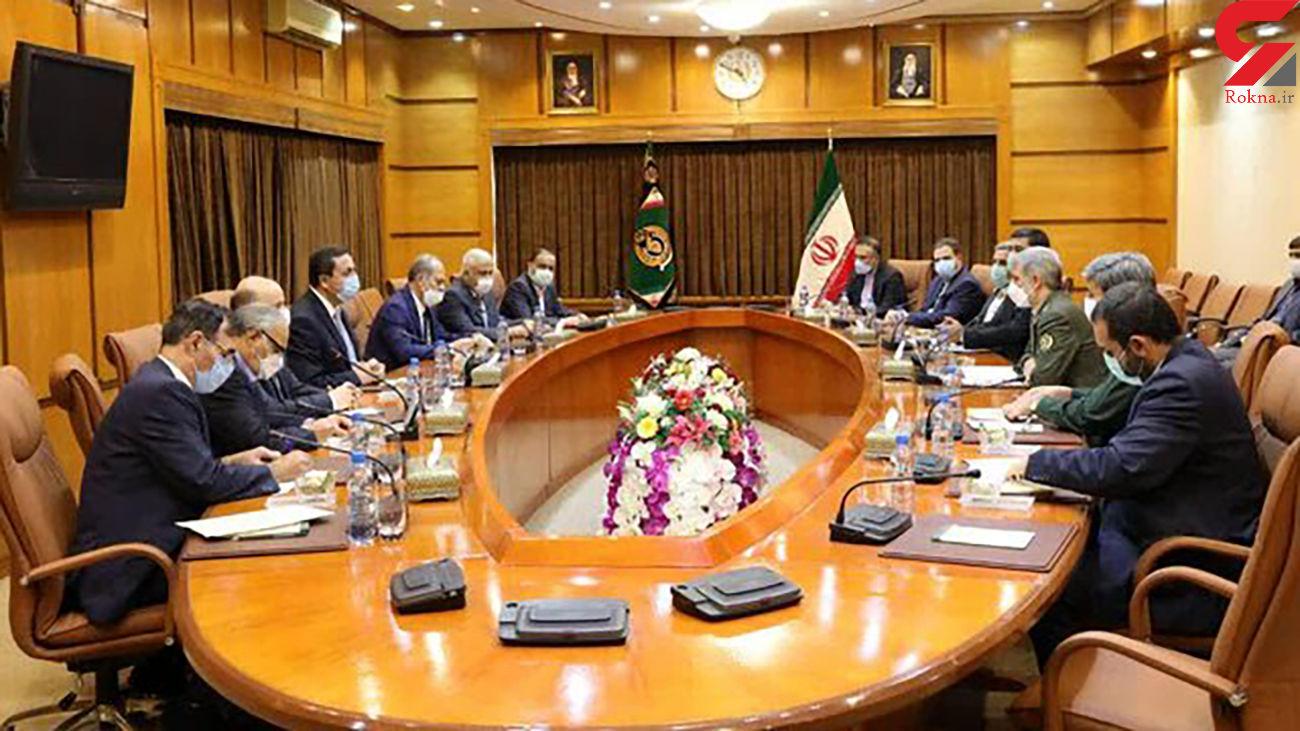 ایران در بازسازی سوریه در کنار ملت و دولت این کشور خواهد ماند
