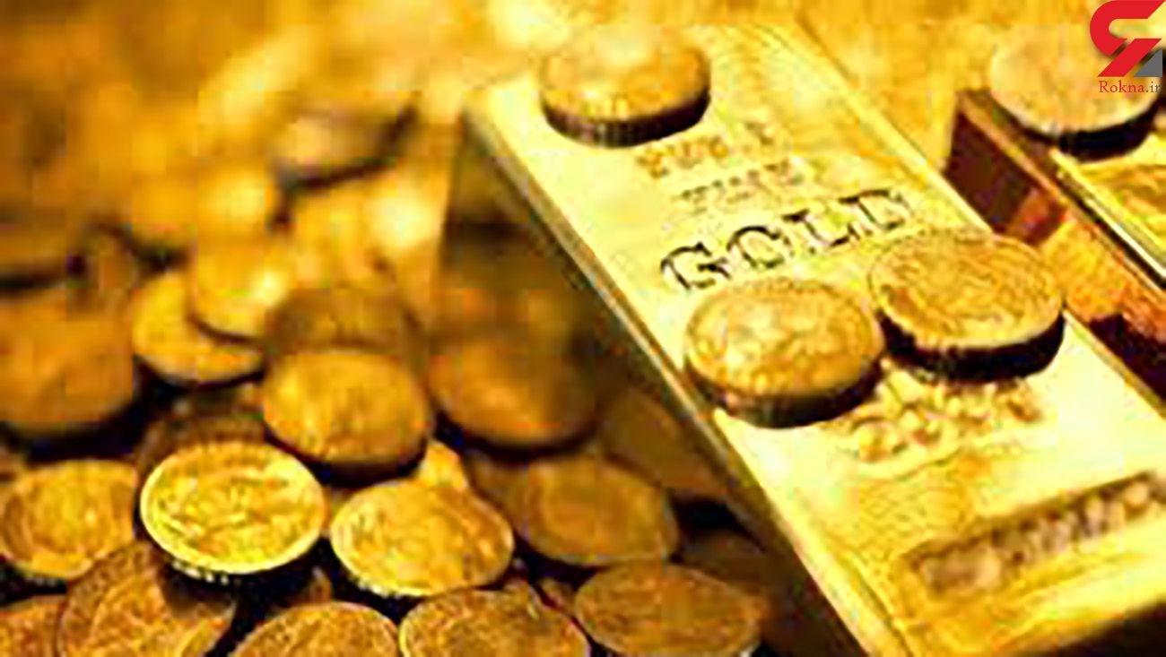 قیمت سکه و طلا امروز شنبه 20 دی ماه 99 + جدول