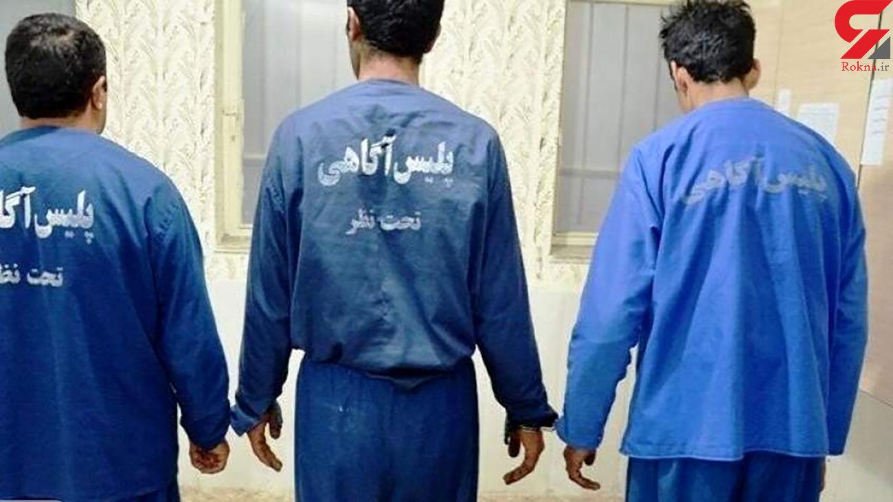سارق کابل های مخابراتی آبادان دستگیر شد