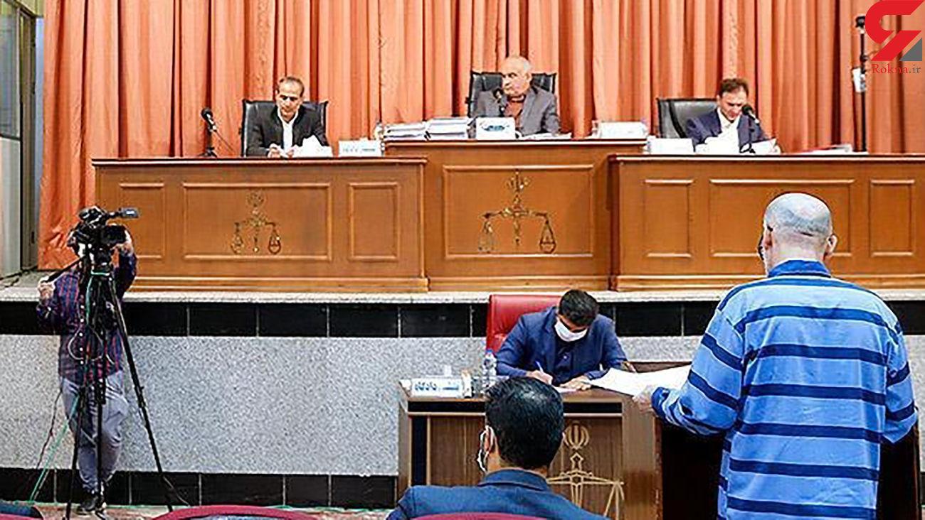 نبود منصوری هیچ خللی بر روند دادرسی پرونده ایجاد نمی کند