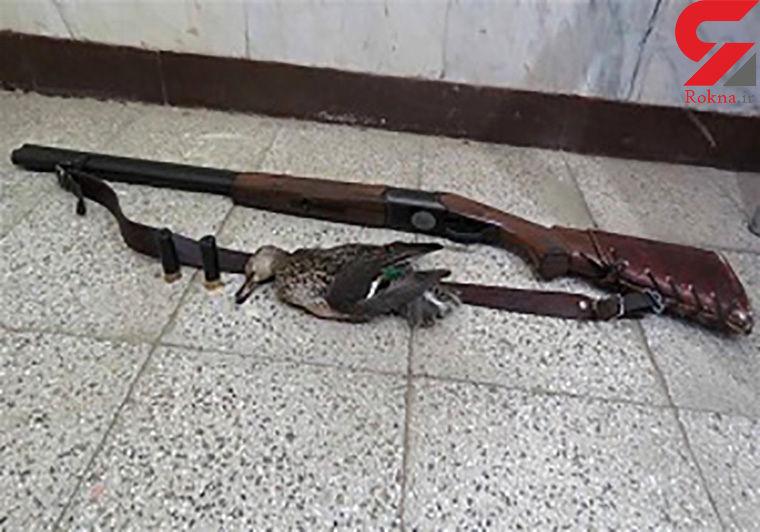 دستگیری متخلفان شکار و صید در شهرستان پاسارگاد