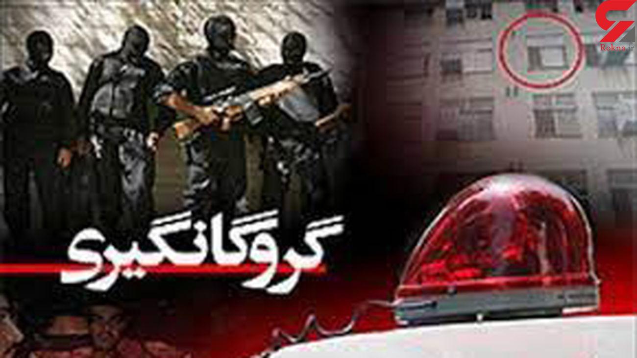 آدم ربایی میلیاردی در کرمان / مرد 50 ساله گروگان 3 مرد مسلح بود + جزئیات