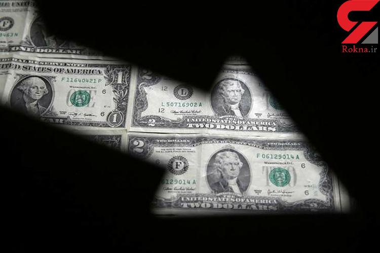 دلار ارزانتر شد