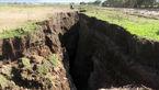 این شکاف عمیق یک شبه در زمین کنیا ایجاد شد