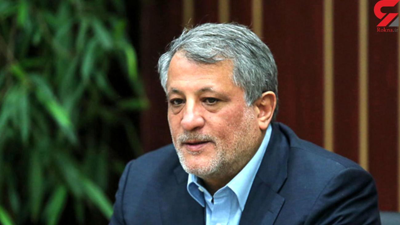 نیاز تهران به ۷ هزار نیروی آتش نشان