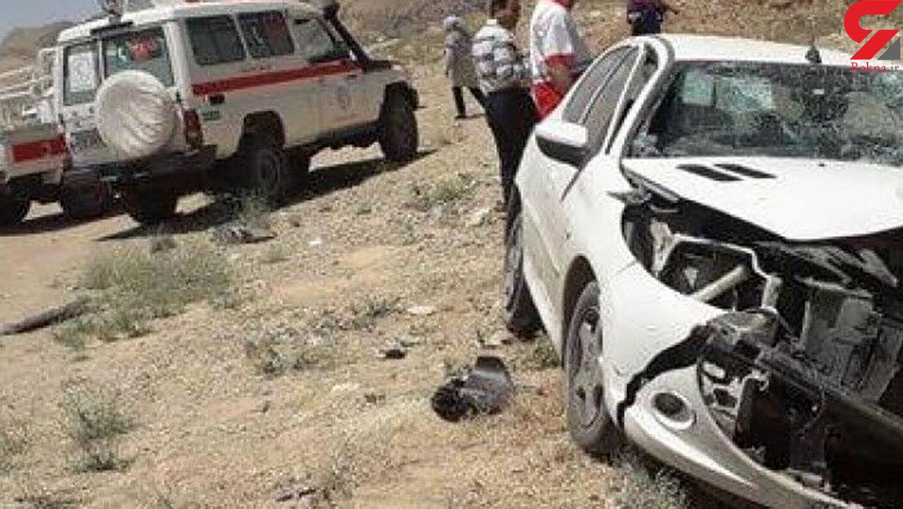 تصادف مرگبار در بزرگراه تبریز / 3 تن جان باختند