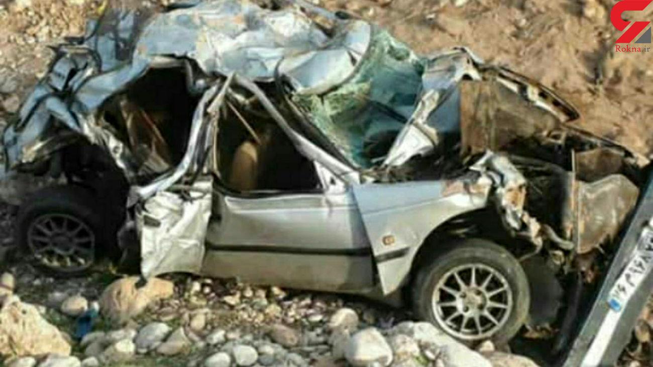 مرگ 26 مسافر در جاده کهگیلویه و بویراحمد
