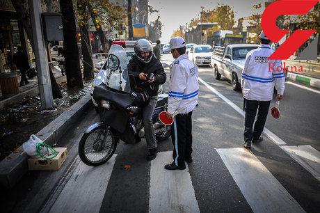 عامل جراحات سنگین موتورسیکلتسواران استفاده نکردن از کلاه ایمنی است