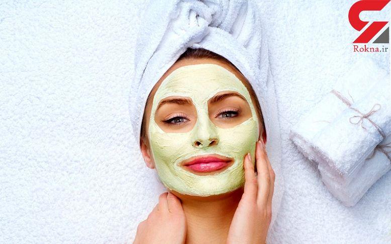 احیای دوباره پوست با ماسک های سبزیجات