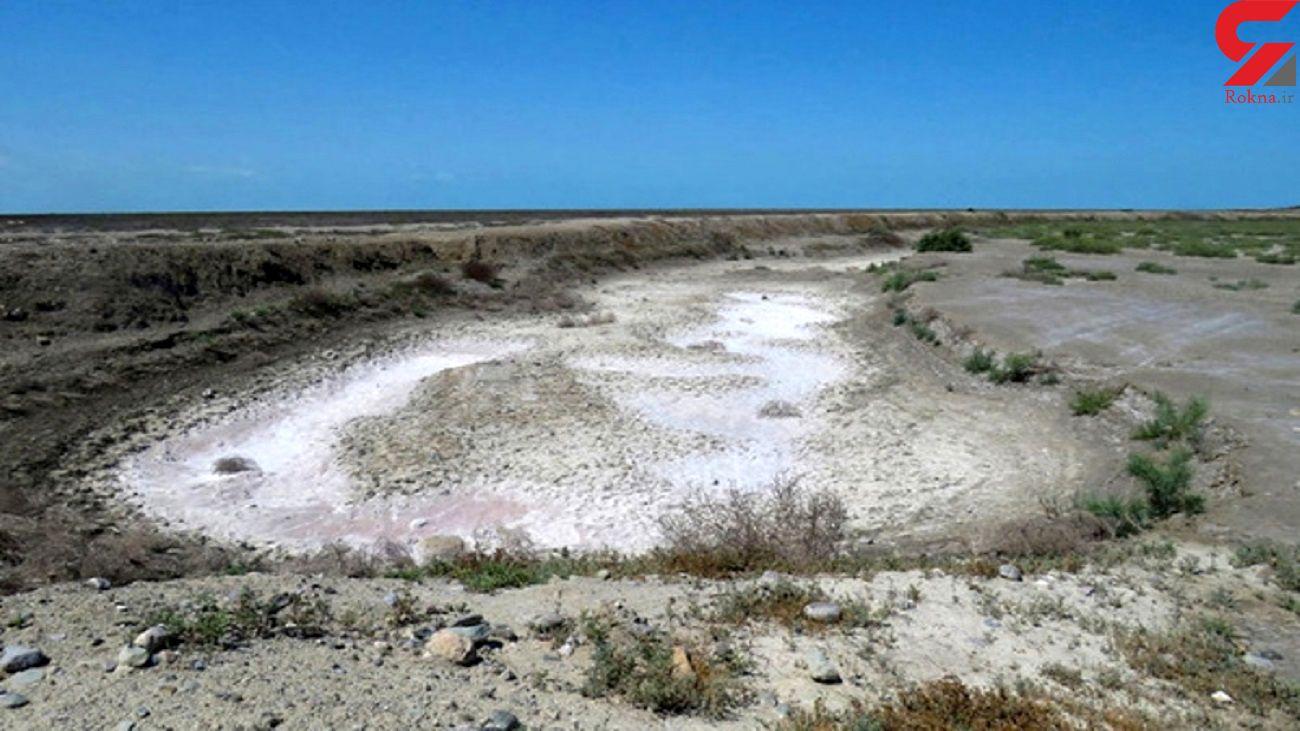 وضعیت بحرانی تالاب ها در سال 1400 / کاهش شدید بارش در حوضه های آبریز
