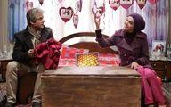 میترا حجار در نقش شهلا جاهد و حسین یاری در نقش ناصر محمدخانی + عکس