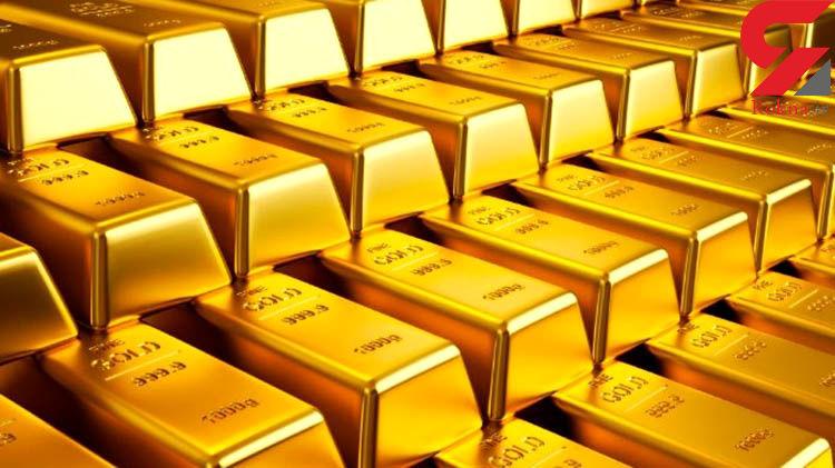 قیمت جهانی طلا امروز دوشنبه ۴ آذر
