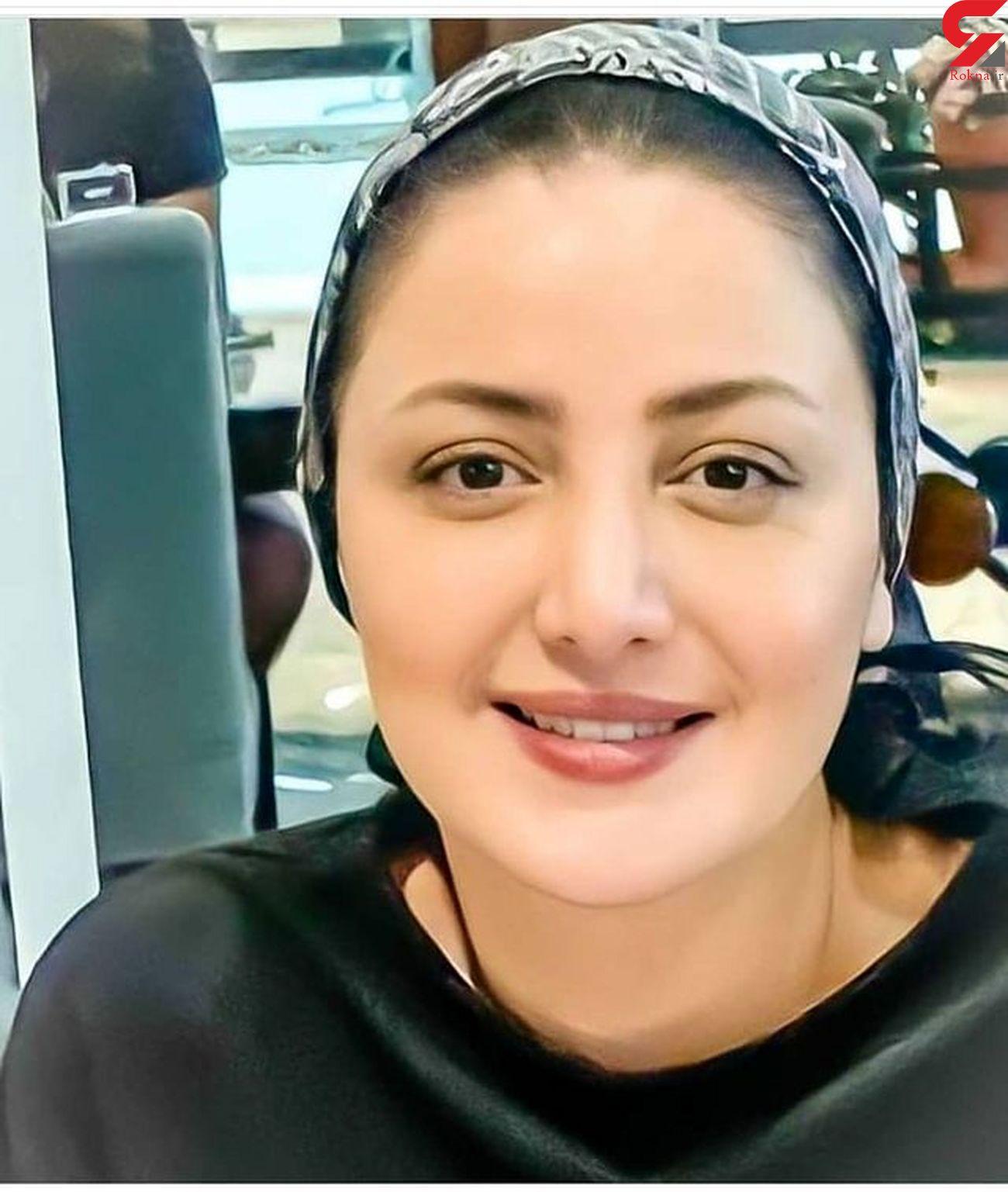 شیلا خداداد بدون آرایش چقدر فرق می کند؟! + عکس