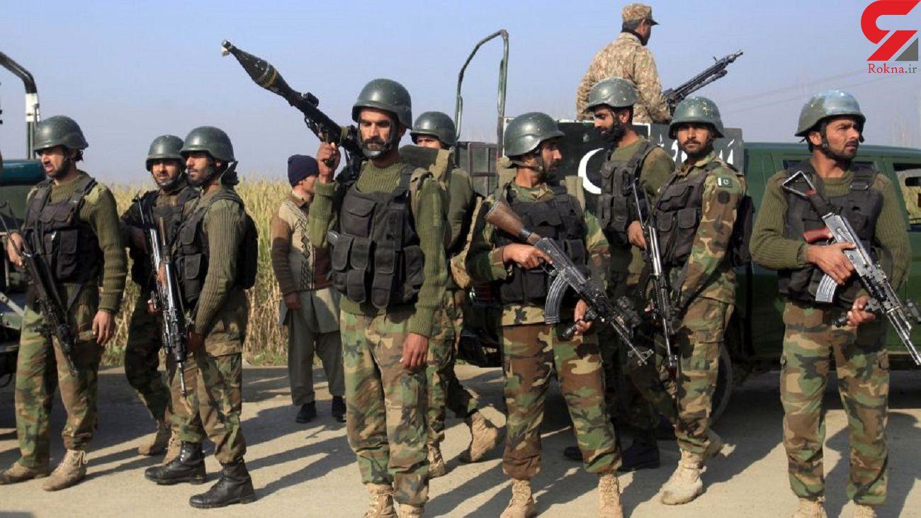 ارتش پاکستان ورود به خاک افغانستان را آغاز کرد