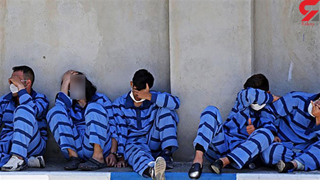 انهدام باند 6 نفره تبهکاری در ارومیه