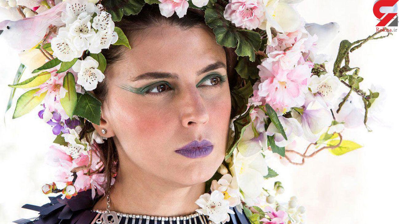 لیلا حاتمی با موی تراشیده در قاتل و وحشی + عکس