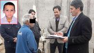 آخرین خبر از پرونده گرگ پیر مشهد / او پسر 11 ساله را به باغ برد + عکس