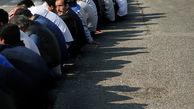 181 جیب بر در متروی تهران دستگیر شدند