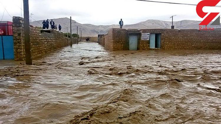 تخلیه فوری 6 روستا در شهرستان کنارک به دلیل سیلاب + فیلم