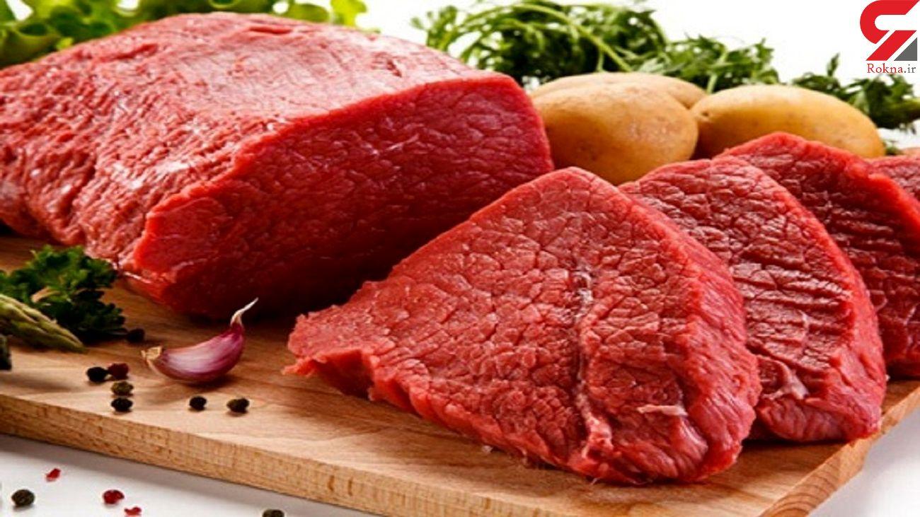 قیمت گوشت قرمز چقدر افزایش داشت ؟