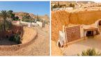 شهری که خانه ها را زیر زمین می سازند! +عکس های دیدنی