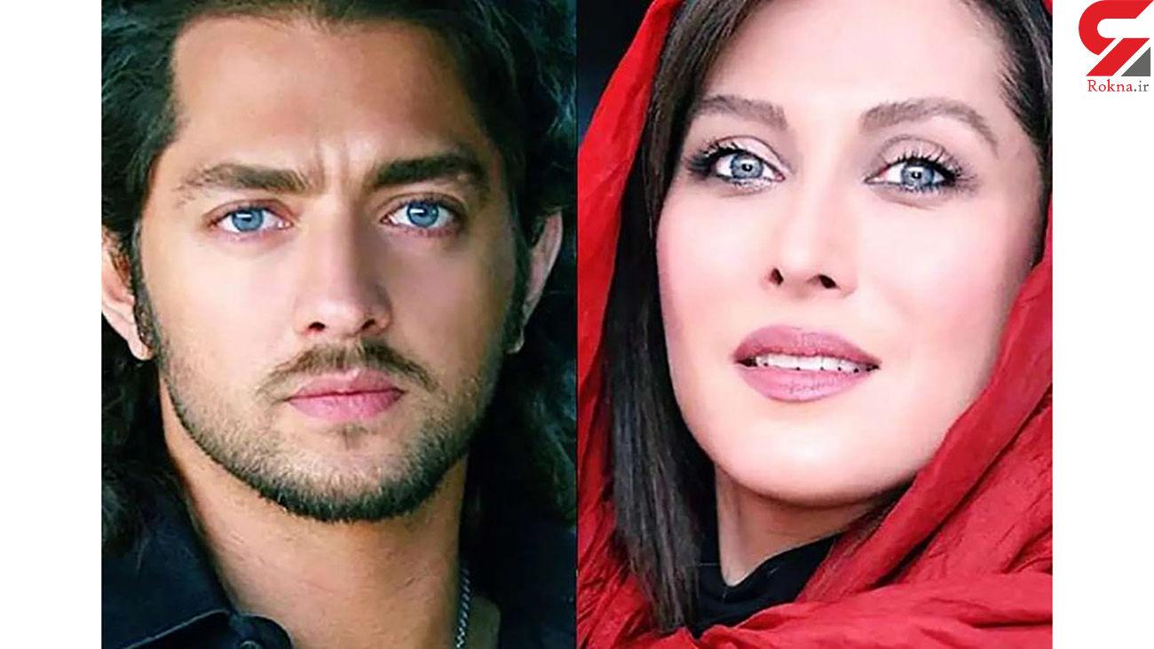 9 بازیگر جذاب خانم و آقای ایرانی ! / چشم رنگی ها و خوش چهره ها ! + عکس و اسامی