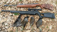 شکارچی خرگوش و کبک در اردبیل شکار قانون شد