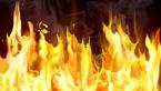 بر اثر آتشسوزی در شرق مسکو 8 مامور آتش نشانی جان خود را از دست دادند