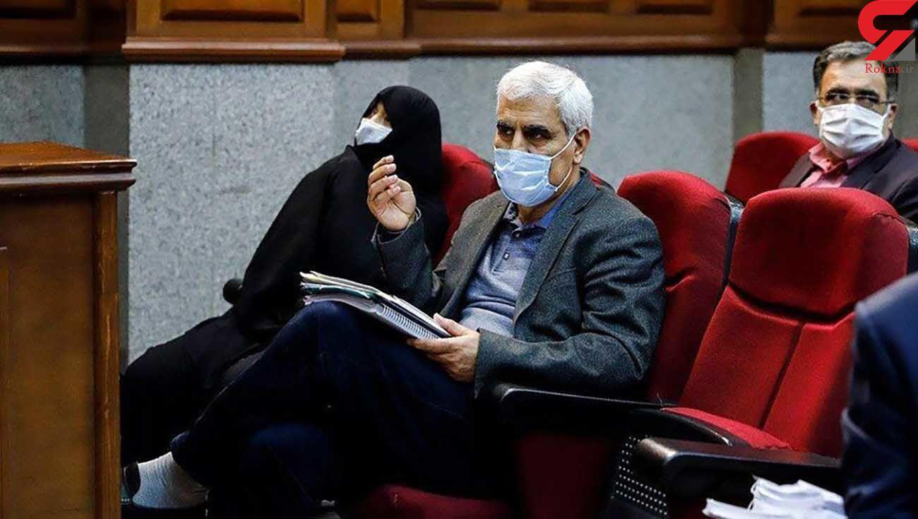 پای فاطمه شامانی همسر دوم محمد امامی به دادگاه باز شد +عکس