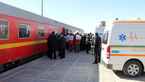 تصادف مرگبار جوان سربه هوا با قطار در اسلامشهر