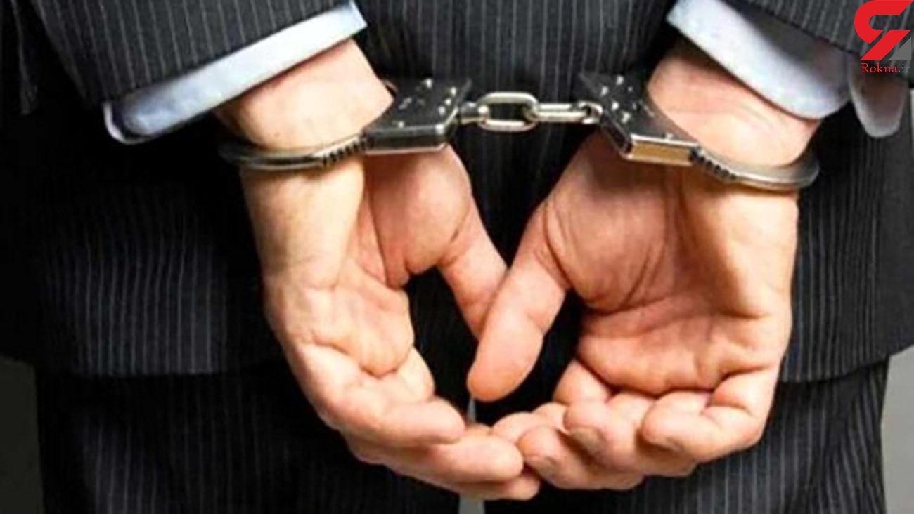 دستگیری مدیرکل سابق امور اقتصادی و دارایی هرمزگان